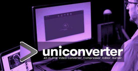 Wondershare UniConverter Ultimate Crack